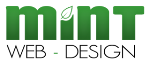 Mint Web Design Logo